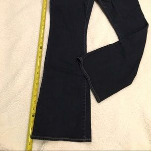 Gap Curvy boot cut jeans size 30/10r